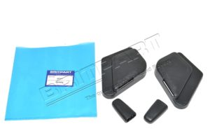 DEF FRONT SEATS HANDLE AND COVER KIT