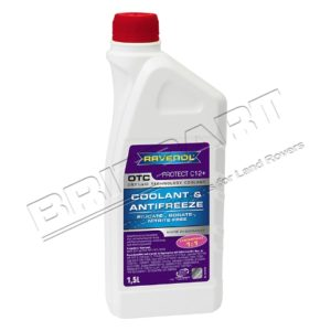 COOLANT & ANTIFREEZE 1.5L