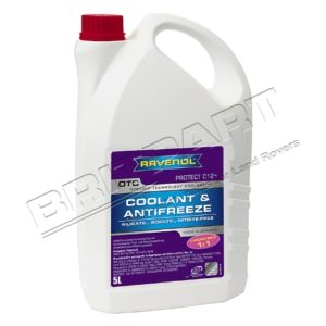 COOLANT & ANTIFREEZE 5L