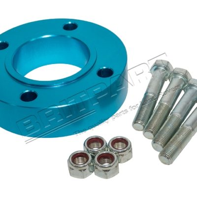 PROPSHAFT SPACER 25mm KIT - INC FIXING KIT