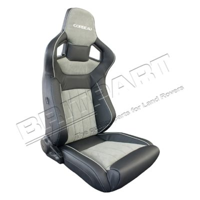 RRS SEATS LEATHER/ALCANTARA (PAIR)