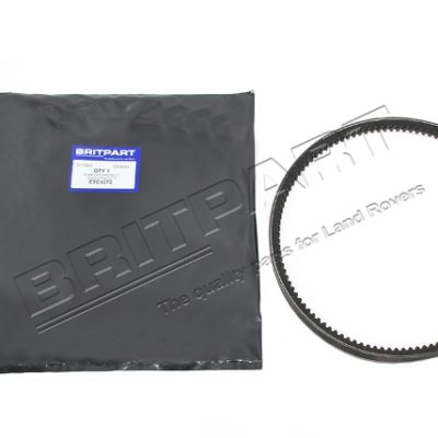 PUMP DRIVING BELT