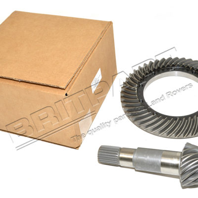 GEAR AND PINION - DRIVING