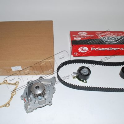 KIT COURROIE DE DISTRIBUTION & POMPE A EAU FREELANDER 2.2 DURATORQ