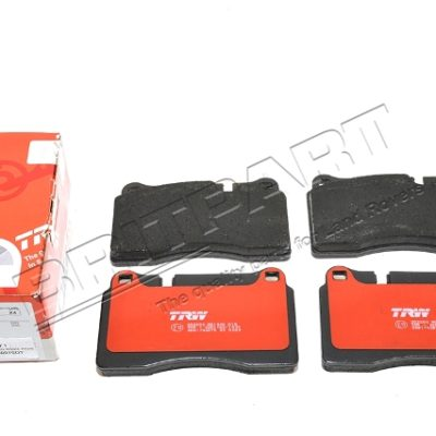 CERAMIC BASED BRAKE PADS
