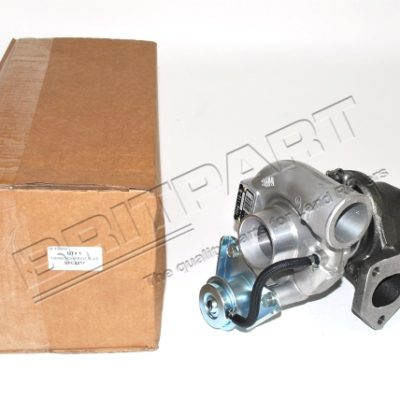 TURBOCHARGER AS